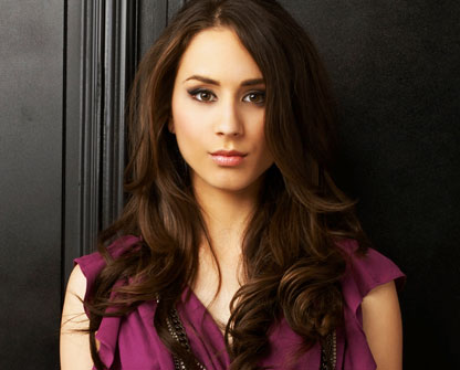 stocking cap weave hairstyles : Spencer Hastings ? Pretty Little Liars